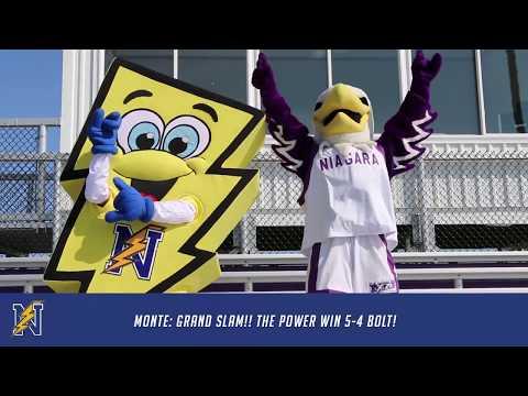 Niagara Power Mascot Training