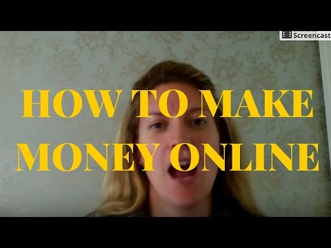 How To Make Money Online : The Importance Of Building A List