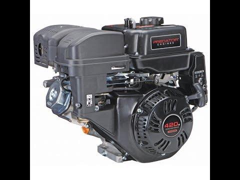 What's in the Box? Unboxing of Go Kart Predator Engine (Honda Clone) 13HP 420cc - Part 2