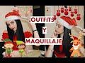 Download  OUTFITS Y MAQUILLAJE PARA NAVIDAD || Melu Barreto MP3,3GP,MP4