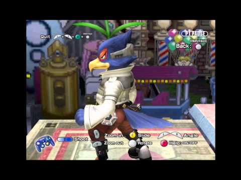 SSBB-Unlocking Captain Falcon