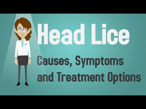 Head Lice - Causes, Symptoms and Treatment Options
