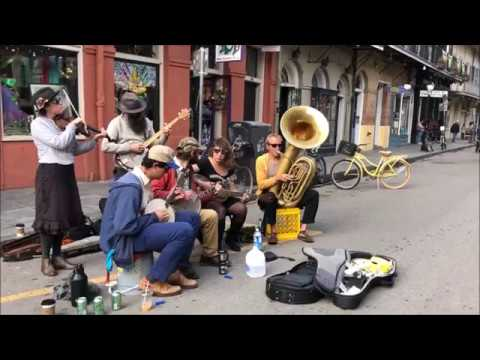 Trip to New Orleans, February 5-8, 2018
