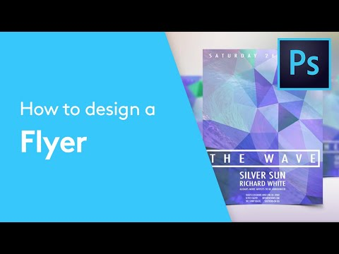 How To Design A Flyer In Adobe Photoshop | Solopress Tutorial