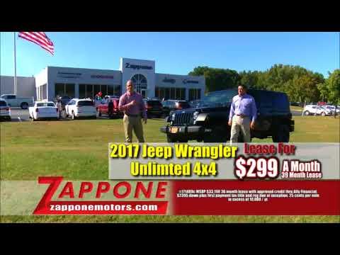 What's Zaptoberfest? | Jeep Celebration Event | Jeep Wrangler Deals | Zappone CJDR | 12065 | 12832