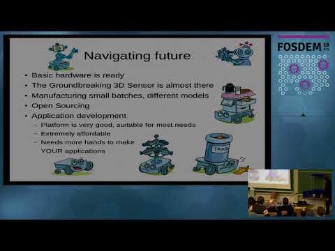 How to build autonomous robot for less than 2K€ Build a robot doing Simultaneous Localisation And M…