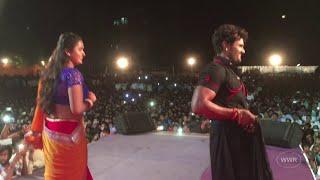 Live Performance - Mehandi Laga Ke Rakhna - Khesari Lal Yadav, Kajal Raghwani
