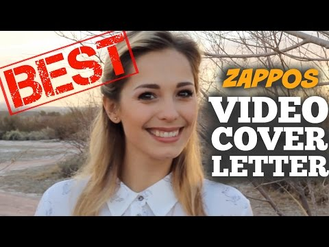 Zappos - Video Cover Letter | Kimberly Miller