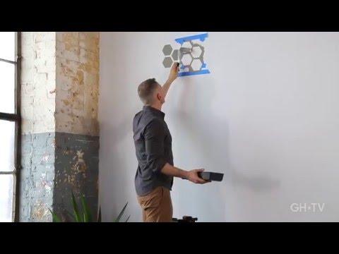 Modern Wall Stenciling 101