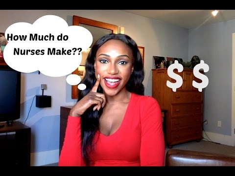 Registered Nurse Salary: How much Nurses really Make!
