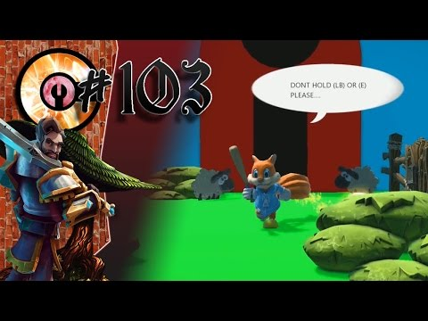Project Spark Mischief #203 - Streets of Conker
