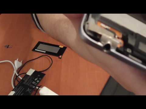 Nexus 7 (2012) replace battery,Замена батареи