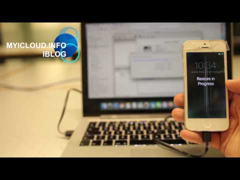Remove bypass Icloud IOS 10.3 100% working for activated