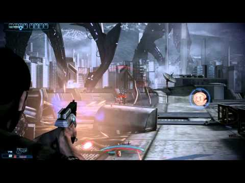 Let's play Mass Effect 3 - Part 2 [PC HD]