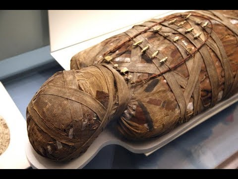 UNVEILING The Mystery of 1,900 Year Old CHILD MUMMY!