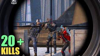 Levinho VS 5 Bridge CAMPERS! | PUBG MOBILE
