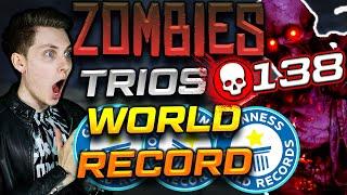 ZOMBIE ROYALE WORLD RECORD - Warzone (138 KILL GAME) - Call Of Duty: Modern Warfare