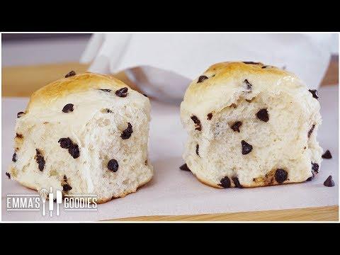 FLUFFY Italian Chocolate Sweet Bread - PAN GOCCIOLI SOFFICISSIMI