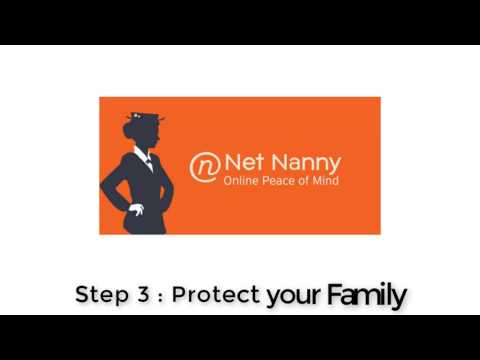 3 Steps to Protect your family