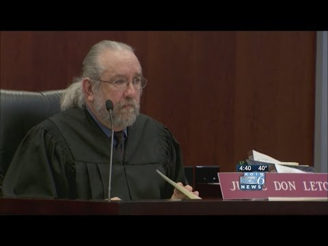 Circuit court judge may face DUII charge