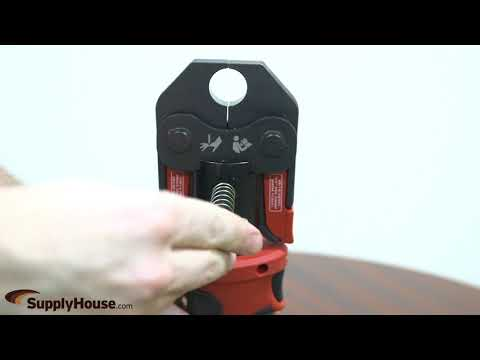 The Milwaukee M18 Short Throw Press Tool kit with Crimp Jaws