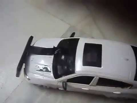 SpyCar - Controlling Toy Car and Camera from Web Application using Raspberry Pi 2