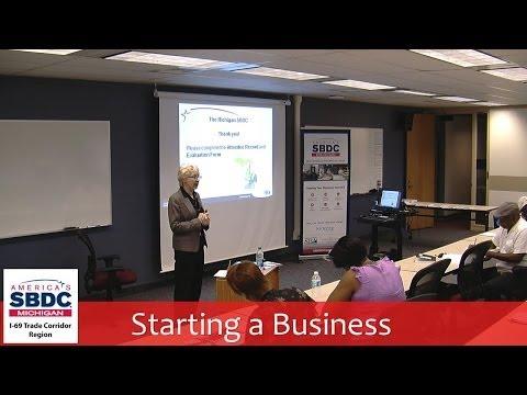Starting a Business in Michigan
