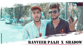 Freestyle rapping in mumbai | Ep.02 | Ranveer Paji ft. Rahul(shadow) | SURPRISE !!!!