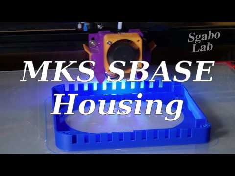 MKS sbase Housing - Tronxy X5S and other