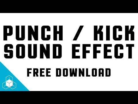 PUNCH SOUND EFFECT - Daily FREE Fighting Sound Effects Download