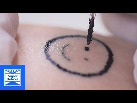 D.I.Y. Stick N' Poke Tattoo
