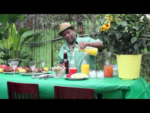 Punch Recipe Made With Pineapple Juice : Seafood & Outdoor Cooking