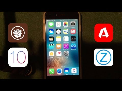 Install Jailbreak Apps Without Jailbreaking iOS 10: Two New