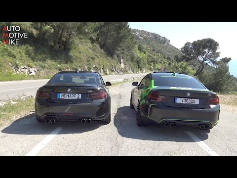 BMW M2 REV BATTLE: Fi vs Akrapovic Exhaust