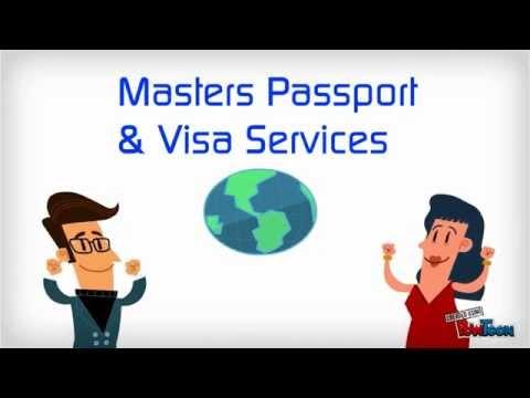Masters Passport