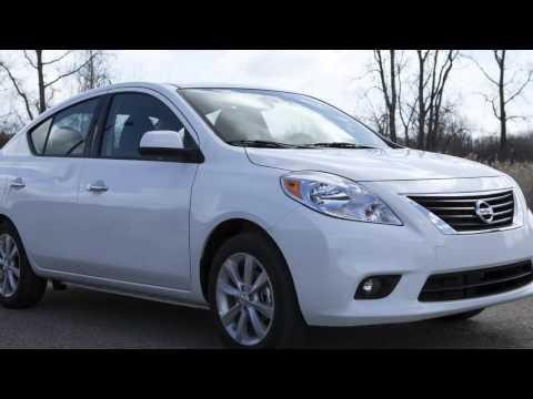 2014 NISSAN Versa Sedan - Fluid Check Points