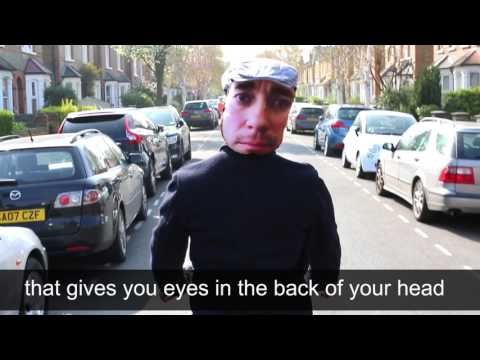 iONu stops drivers overtaking cyclists too close