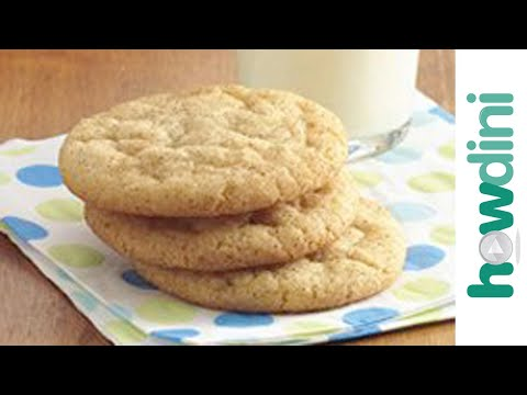 Snickerdoodle cookies recipe - How to make snickerdoodles