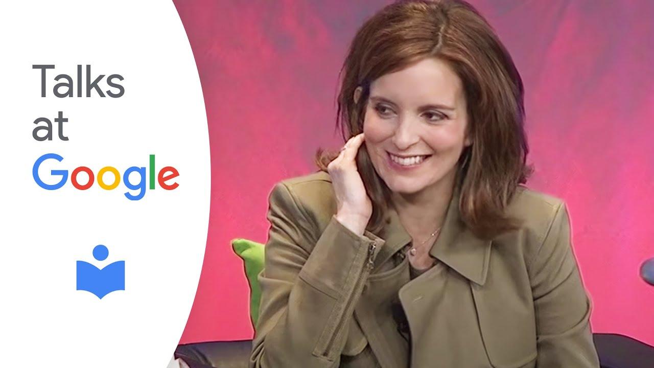 Bossypants | Tina Fey | Talks at Google