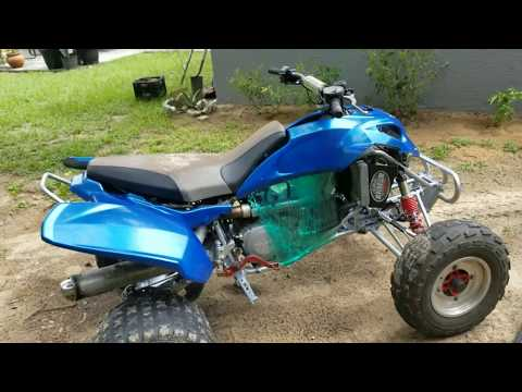 Lt250r update plus Yz426, yx450,predetor 500 projects