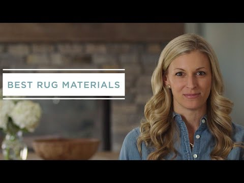How To Pick the Right Rug Material