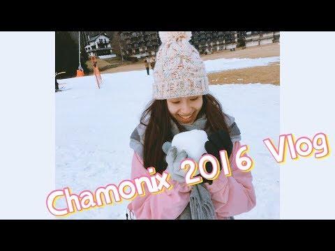 Chamonix christmas trip 2016
