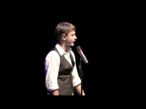 Australian Poetry Slam 2011 - Tim Parish
