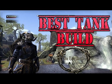 Very Good Tank Build For The Elder Scrolls Online - Basic and Easy Build