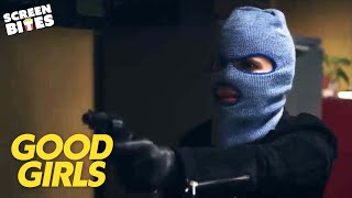 Robbing AGAIN! | Good Girls (Season 2) | SceneScreen