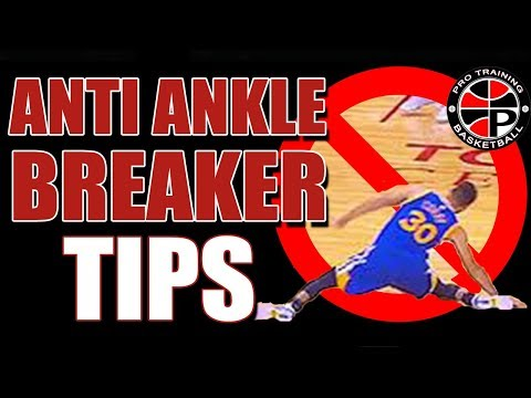 Avoid The Embarrassment | Tips to Prevent Getting Your Ankles Broke | Pro Training Basketball