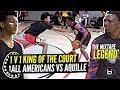 1 V 1 King Of The Court All Americans Vs Mixtape LEGEND Aquille Carr amp Tre Mann SNAP