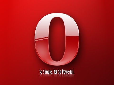 How to Delete Opera Cookies and Browser History