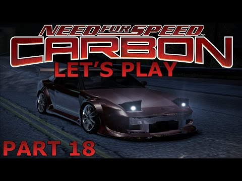 Let's Play Need For Speed Carbon - Part 18 - RX-7 OR WRX??