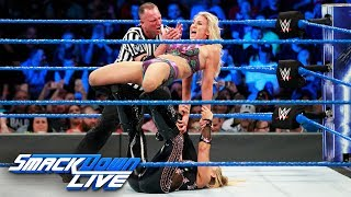 Natalya vs. Charlotte Flair - SmackDown Women